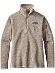Patagonia Women's Better Sweater� 1/4-Zip Fleece