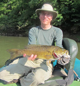 Highlight for Album: Staunton River