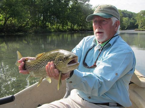 Best of Virginia Fly Fishing Adventure