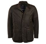 Barbour Kyle Wax Jacket<br><b><font color=red>Orig $449 Save $120</b></font>