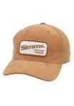 Simms Acorn Corduroy Baseball Cap