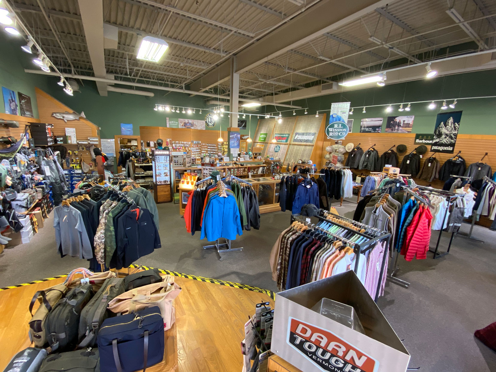 barbour store near me